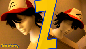 Ash Ketchum Wig. by beccerberry