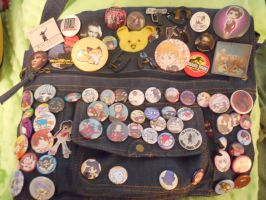 My Button Collection by LusheetaLaputa