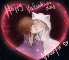 Happeh Vday by Who-Died
