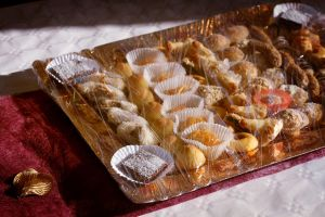 Wedding pastries by Lalla-Mira