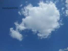 Project 365, day 198: Cloudy Thoughts by sandyandi146