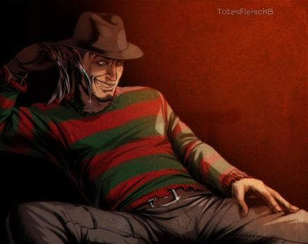 looks like Freddy by TotesFleisch8
