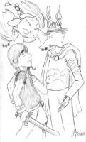 You know, You and I... by T-Nooler