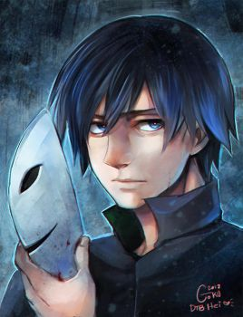 +Darker Than Black - Hei + by goku-no-baka
