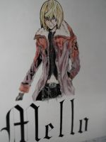 Mello by L1-Ryuzaki-L1