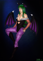 Morrigan 01062012 by BLUEamnesiac