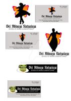 Logos for Dance School by MadreMedia