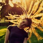 circle in the sun by NoirFeu