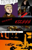 The Death of the Younglings by Angelkaat