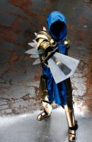 Archangel of Justice Tyrael by vampire--kitteh