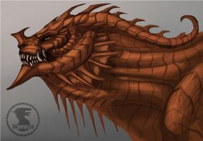Red Dragon by Dimenran