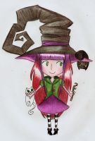 I'm a witch by matali