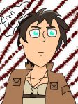 Eren Yeager. by TeamSonic015
