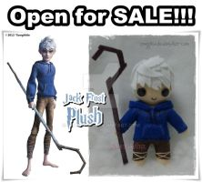 Jack Frost Plush For SALE!!! by SongAhIn