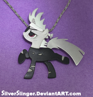 Future Twilight Pendant by SilverSlinger