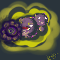 Speed paint weezing by Kikulina