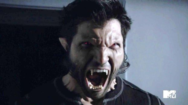 Derek Hale Come Get Some!!!! by supernatural67