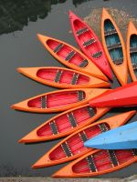Canoes by T1sup