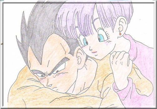 i love you vegeta by bulmavegeta