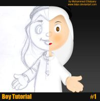 Draw Boy Tutorial by Telpo