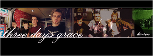 Three Days Grace by xOx-iLovEy0u