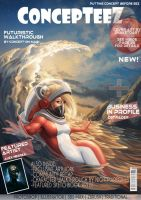 Concepteez Mag Issue 1 by concepteez