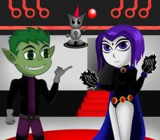 Happy 9th Birthday DeviantArt by TeenTitansMan