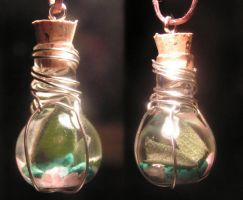 Magic Vial - Communication by Izile