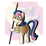 BonBon Knight by Cheshiresdesires