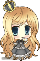 Chibi - Alice by Rinselli-chan