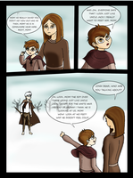 Jack Frost and the cold family meeting p.1 / 4 by chillydragon