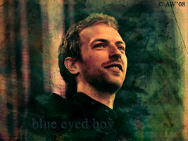 Blue Eyed boy -Chris Martin by Tomorrowed