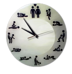 Clock Of Love for xwidget by jimking