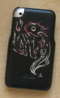 Okami iphone case by thegadgetfish