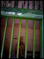 Lock Up by drkines
