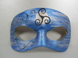 Teen Wolf inspired give away mask by maskedzone