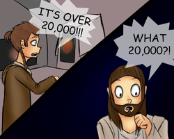 Star Wars It's Over 20000 by Kaci-Star