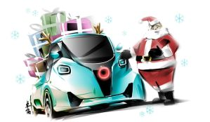 Merry Christmas everyone Stay alive, drive safe by Nism088
