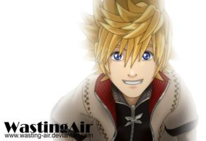Roxas by wasting-air