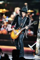 Aerosmith:  Joe Perry II by basseca