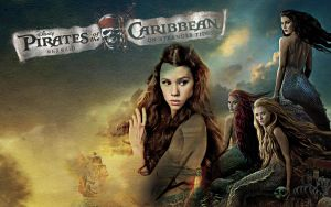Pirates of the Caribbean 4 by Caro43