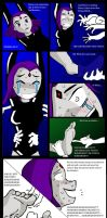 Raven Tickling comic by Spongero29