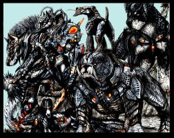 Pack_Master_by_madjaguar by Xeno-Crazy
