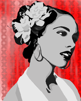 Alicia keys vector by Worth-it