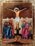 Crucifixion of Jesus by GalleryZograf
