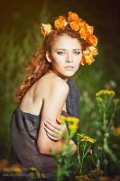 Fashion Portrais_2 by bulavina