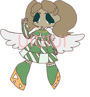 Angel Adopt (OPEN) EXTRA PALETTES!! by miacat9