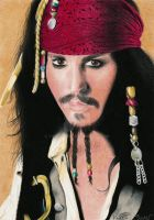 Jack Sparrow by Vanessa989