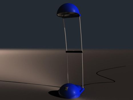 Bosse DesigNz 3D Art -lamp- by RaySpoint