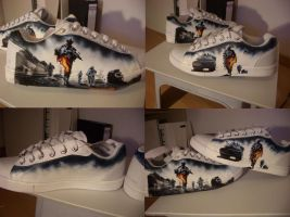 Bad Company 2 Shoes re-do by RazgrizPmP